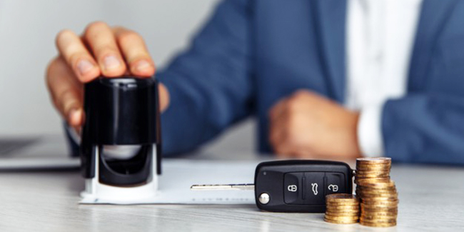 Faut-il un apport pour souscrire un credit auto ?